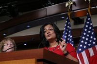 Pramila Jayapal on her first months in office