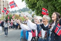 PHOTOS: Ballard celebrates Norway's Constitution Day at Syttende Mai parade