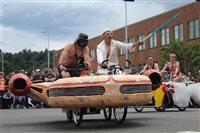 The Fremont Solstice Parade's floats are in danger